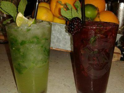 tin-fish-sunrise-bartender-specials-Tin fish moiito